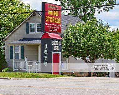 Storage Units for Rent available at 1676 Hebron Road, Heath, OH 43056