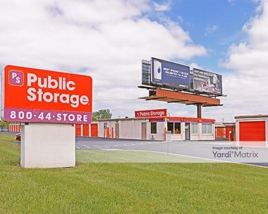 Image for Public Storage - 4990 Sinclair Road, OH