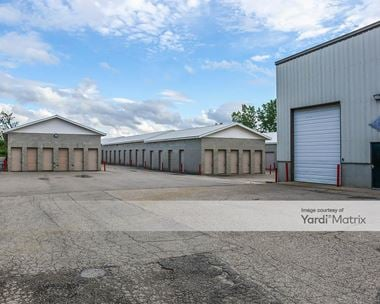 Storage Units for Rent available at 3716 Dykstra Drive NW, Grand Rapids, MI 49534