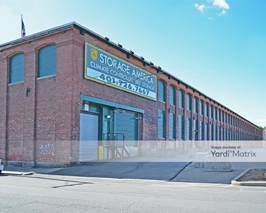 Storage Units for Rent available at 37 Freight Street, Pawtucket, RI 02860 Photo Gallery 1