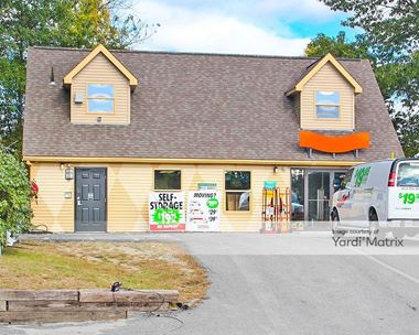 Storage Units for Rent available at 438 Harvard Street, Leominster, MA 01453 Photo Gallery 1