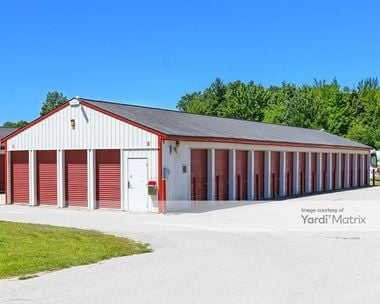 Storage Units for Rent available at 16647 144th Avenue, Spring Lake, MI 49456
