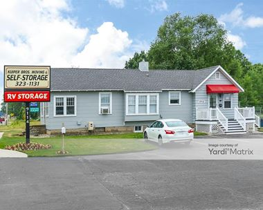Storage Units for Rent available at 9114 Shaver Road, Portage, MI 49024 Photo Gallery 1