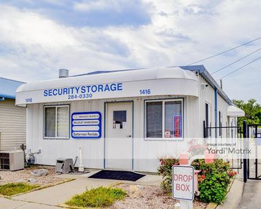 Storage Units for Rent available at 1416 Old Main, Newton, KS 67114