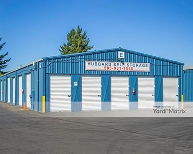 Storage Units for Rent available at 3267 J Street, Hubbard, OR 97032