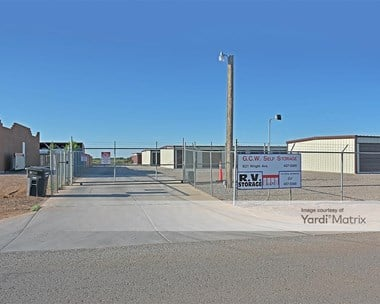 Image for GCW Rv & Self Storage - 621 Wright Avenue, NM
