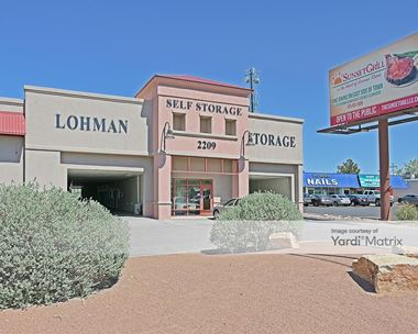 Storage Units for Rent available at 2209 East Lohman Avenue, Las Cruces, NM 88011