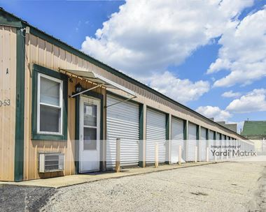 Storage Units for Rent available at 990 Kenton Street, Springfield, OH 45505