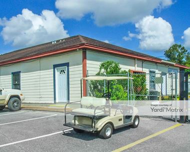 Storage Units for Rent available at 121 North New Warrington Road, Pensacola, FL 32506