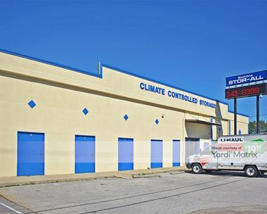 Storage Units for Rent available at 1268 West I-65 Service Road South, Mobile, AL 36693