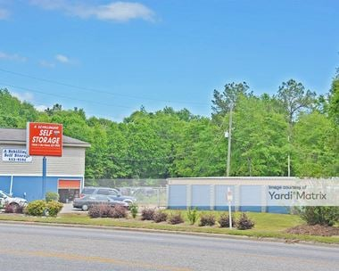 Storage Units for Rent available at 400 Schillinger Road North, Mobile, AL 36608