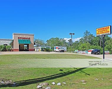 Storage Units for Rent available at 7165 US 90, Daphne, AL 36526