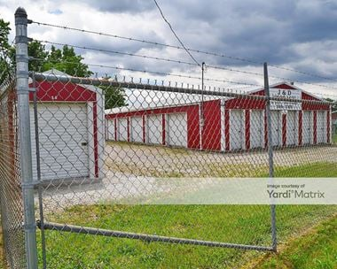 Storage Units for Rent available at 1009 East Main Street, Newark, OH 43055