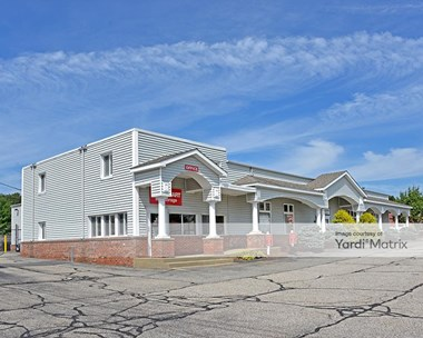 Storage Units for Rent available at 5805 Post Road, East Greenwich, RI 02818 Photo Gallery 1
