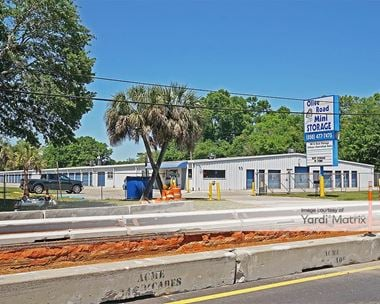 Storage Units for Rent available at 2640 East Olive Road, Pensacola, FL 32514