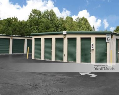 Storage Units for Rent available at 120 North Mill Creek Road, Noblesville, IN 46062
