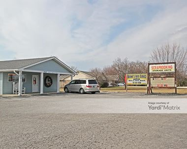 Storage Units for Rent available at 5657 SR 144 E, Mooresville, IN 46158