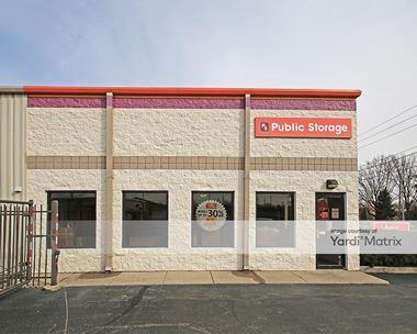 Image for Public Storage - 4310 East 62nd Street, IN