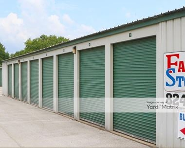 Storage Units for Rent available at 3401 East Cleve Butcher Road, Bloomington, IN 47401