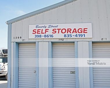 Storage Units for Rent available at 1200 Beverly Street, Shelbyville, IN 46176