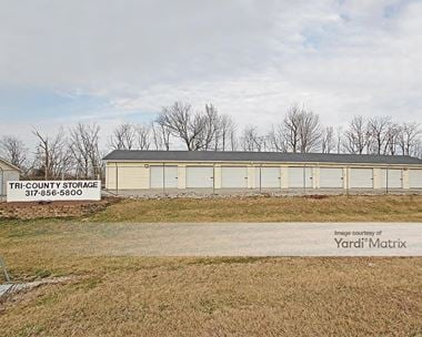 Storage Units for Rent available at 7750 South State Road 67, Camby, IN 46113