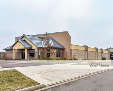 Storage Units for Rent available at 2160 Commerce Center Blvd, Fairborn, OH 45324