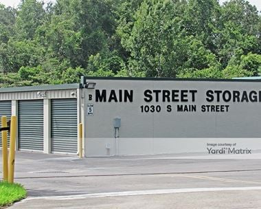 Storage Units for Rent available at 1030 South Main Street, High Springs, FL 32643