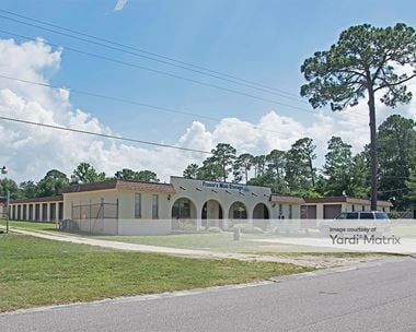 Storage Units for Rent available at 2100 Avenue A, Flagler Beach, FL 32136
