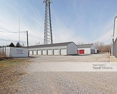 Storage Units for Rent available at 410 North Monroe, Mooresville, IN 46158