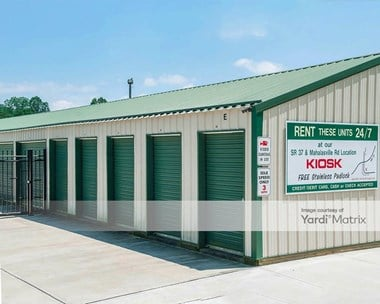 Storage Units for Rent available at 5401 North State Road 39, Martinsville, IN 46151 Photo Gallery 1