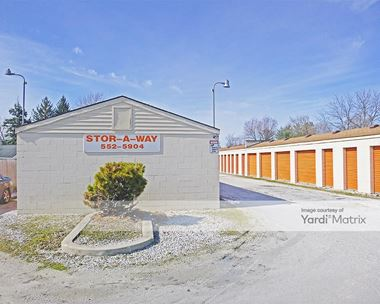 Storage Units for Rent available at 407 South 22nd Street, Elwood, IN 46036