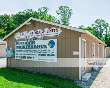 Storage Units for Rent available at 1929 East Morgan Street, Martinsville, IN 46151 Photo Gallery 1