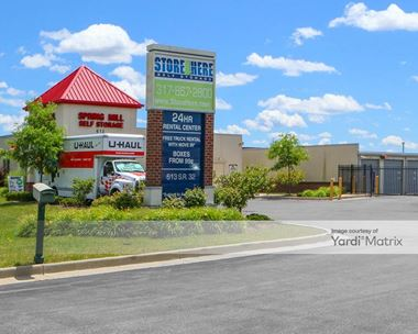Storage Units for Rent available at 613 West IN - 32, Westfield, IN 46074