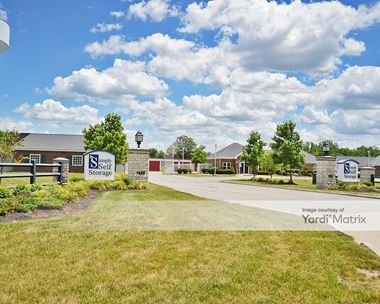 Storage Units for Rent available at 7533 Woodcutter Drive, Powell, OH 43065