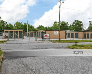 Storage Units for Rent available at 503 South A Street, Elwood, IN 46036