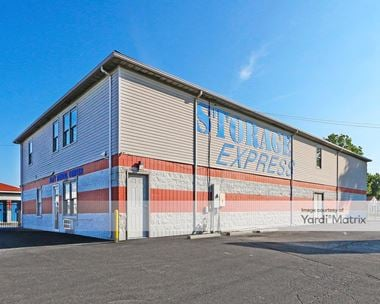 Storage Units for Rent available at 513 Little League Blvd, Clarksville, IN 47129