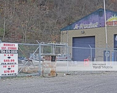 Storage Units for Rent available at 00000 State Route 51, Aliquippa, PA 15001