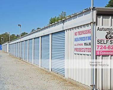 Storage Units for Rent available at 40 River Avenue, Connellsville, PA 15425