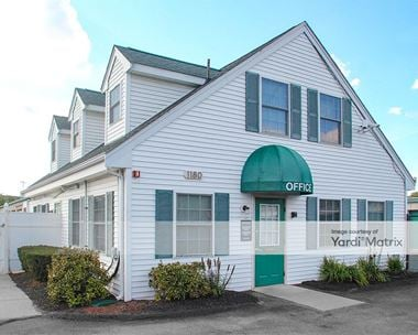 Storage Units for Rent available at 1180 Millbury Street, Worcester, MA 01607