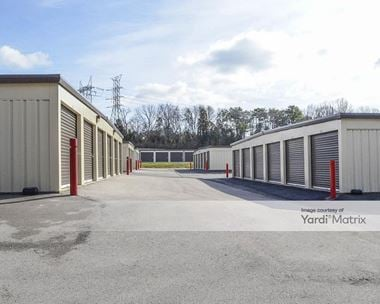 Storage Units for Rent available at 253 Brookdale Road, Maryville, TN 37801
