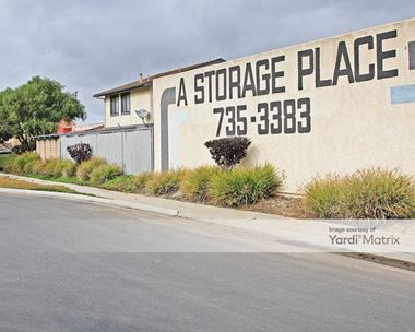 Storage Units for Rent available at 1424 North L Street, Lompoc, CA 93436