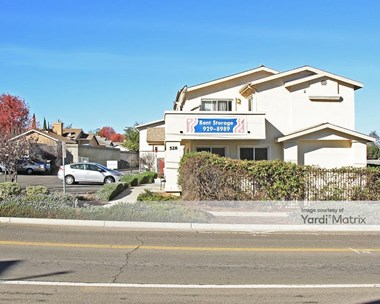 Storage Units for Rent available at 528 Division Street, Nipomo, CA 93444 Photo Gallery 1