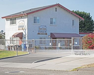 Storage Units for Rent available at 1425 South 4th Street, Oceano, CA 93445