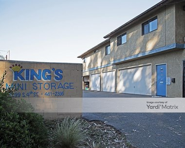 Image for King's Mini Storage - 1399 South 4th Street, CA