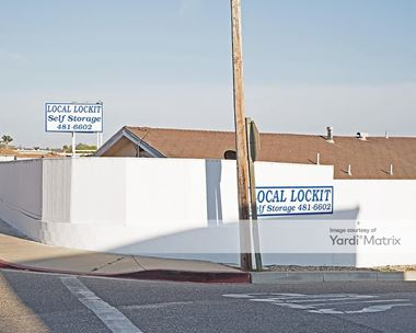 Storage Units for Rent available at 884 Farroll Road, Grover Beach, CA 93433