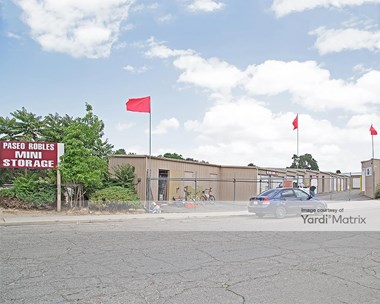 Image for Paseo Robles Mini Storage - 3550 Park Street, CA