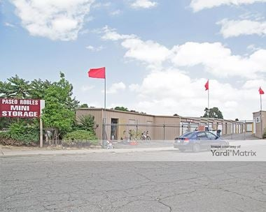 Storage Units for Rent available at 3550 Park Street, Paso Robles, CA 93446