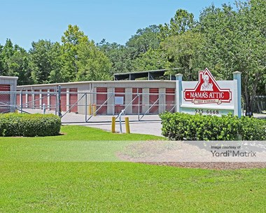Image for Mama's Attic Self Storage - 664 Parris Island Gateway, SC