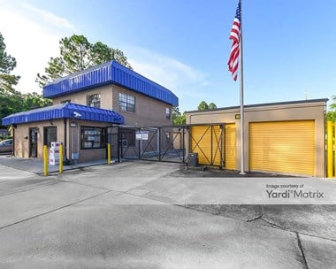 Storage Units for Rent available at 10901 Abercorn Street, Savannah, GA 31419 Photo Gallery 1