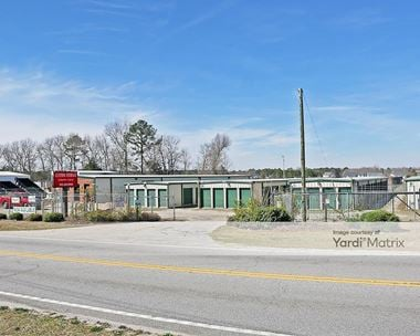 Storage Units for Rent available at 1796 U.S. Highway 1, Lugoff, SC 29045